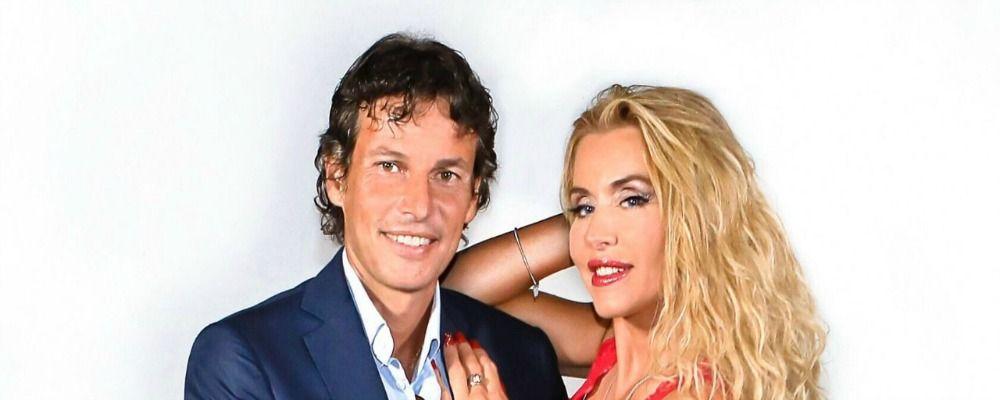 Temptation Island Vip, Valeria Marini e Patrick Baldassari di nuovo insieme