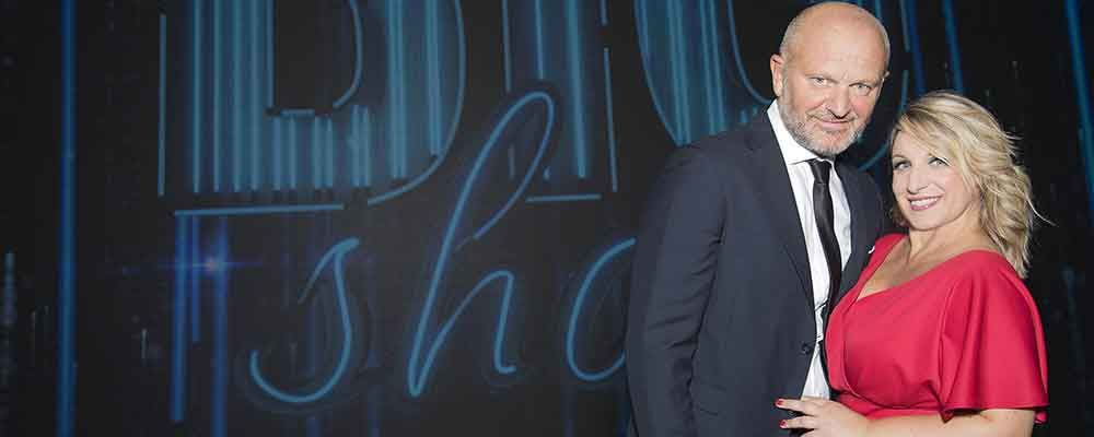 Torna The Big Show: Christian Vieri e Costanza Caracciolo ospiti di Andrea Pucci e Katia Follesa