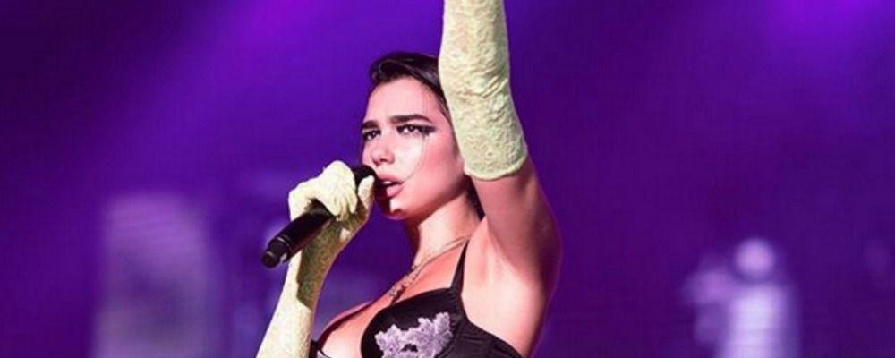 Dua Lipa in lacrime al concerto a Shangai: 'Sono inorridita'