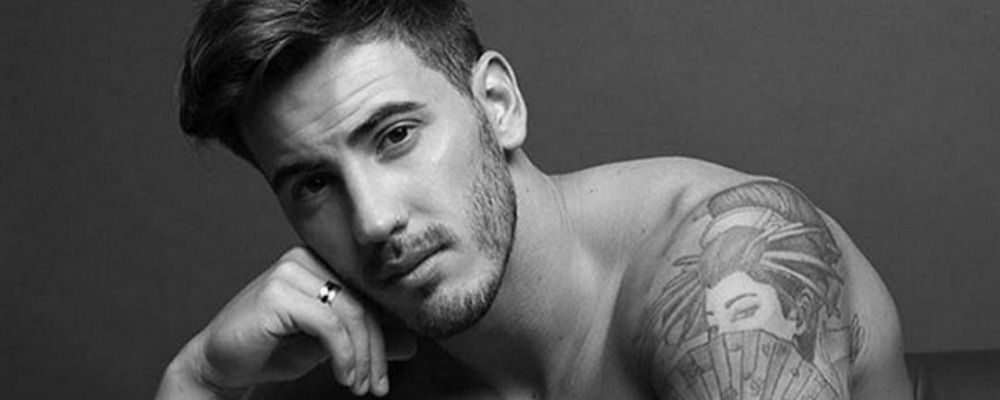 Grande Fratello Vip, chi è Ivan Gonzalez il modello spagnolo