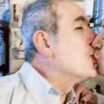 Lamberto Sposini, bacio social per il giornalista colpito da ictus e Barbara D'Urso