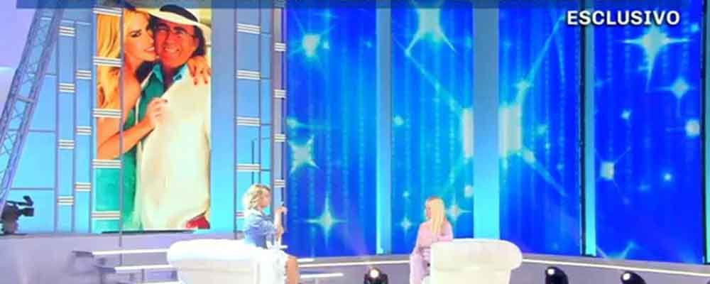 """Domenica Live, Loredana Lecciso: """"Non smetterò mai di voler bene a Al Bano"""""""