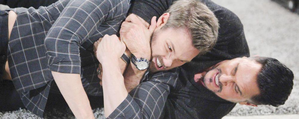 Beautiful, lo scontro tra Liam e Bill: anticipazioni trame dal 1 al 6 ottobre