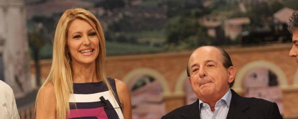 Giancarlo Magalli finisce in tribunale per la lite con Adriana Volpe