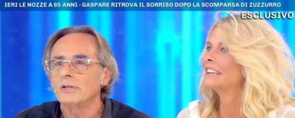 Isola dei famosi, Nino Formicola ha sposato Alessandra Raya