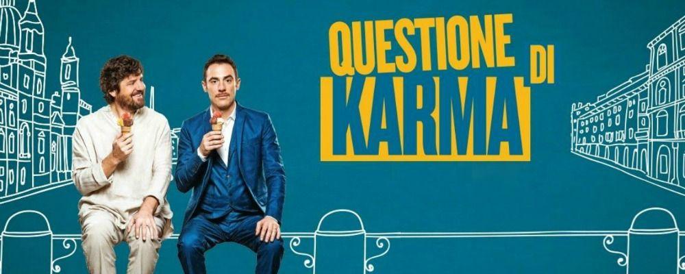 Ascolti tv, Questione di karma vince con 3.4 milioni di telespettatori