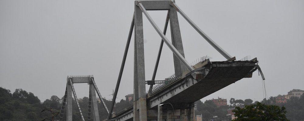 Un mese dal crollo del ponte Morandi, la programmazione di Sky