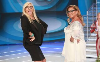 Domenica In, Romina Power e Mara Venier