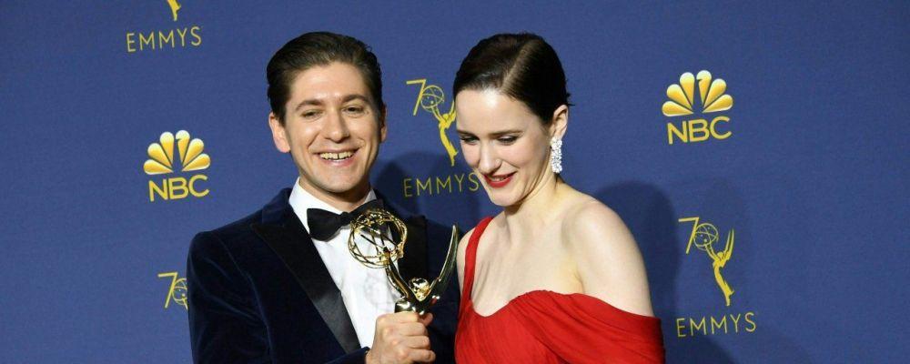 Emmy 2018, tutti i premi della televisione. Colpo grosso per Amazon con Mrs Maisel