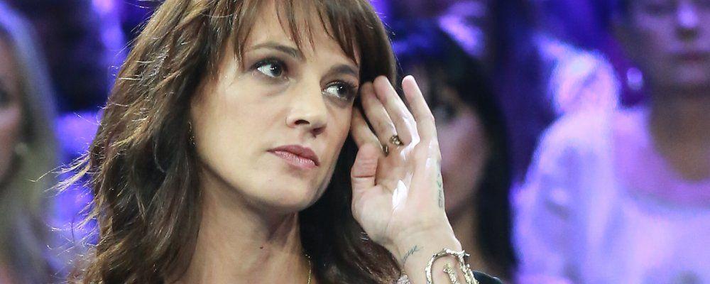 Asia Argento a Non è l'Arena: 'Io innocente, vorrei tornare a X Factor'