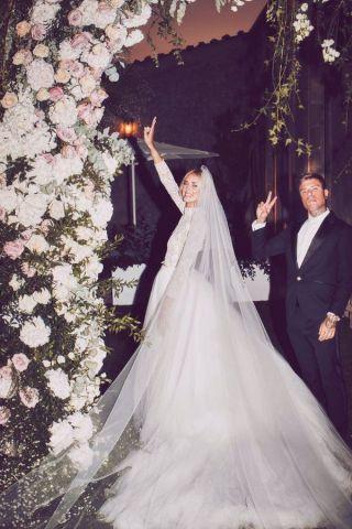 #Ferragnez, l'album delle nozze social di Chiara Ferragni e Fedez