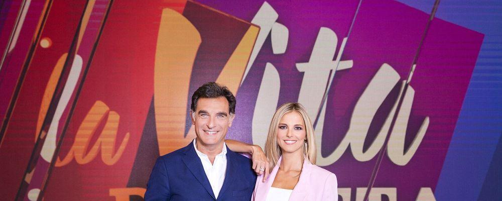 La vita in diretta, al via la nuova stagione con Francesca Fialdini e Tiberio Timperi