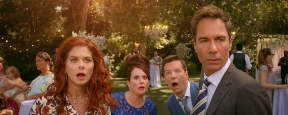 Will e Grace 10, matrimonio in vista: chi si sposa?
