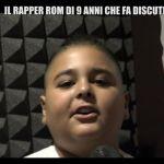 Le Iene: chi è 500Tony, il baby rapper rom