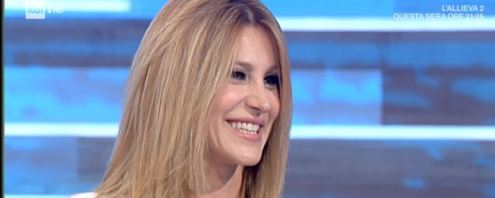 Adriana Volpe: 'Giancarlo Magalli? Rapporti rovinati quando ho rivelato la sua età in onda'