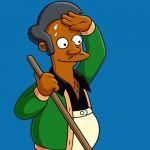 I Simpson: cancellato il personaggio di Apu, l'indiano del Jet Market: 'Caricatura razzista'