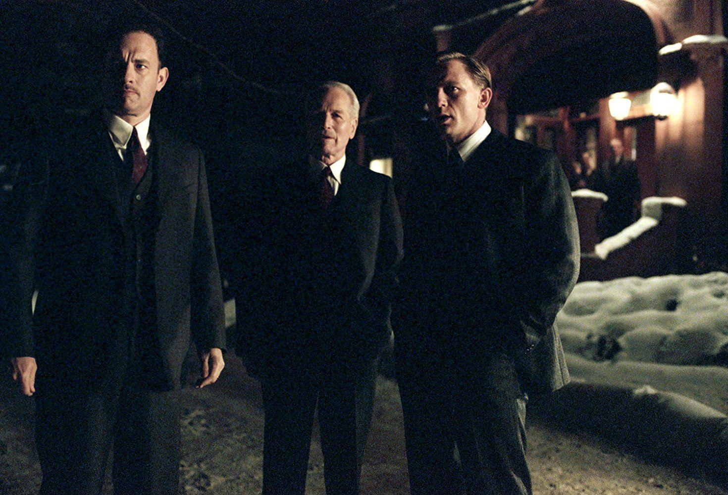 Era Mio Padre Trama Cast E Curiosità Del Film Con Tom Hanks E Paul Newman Tvzap
