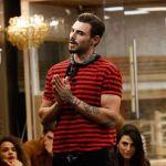 Grande Fratello VIP 2018, Francesco Monte esce dalla casa per motivi medici