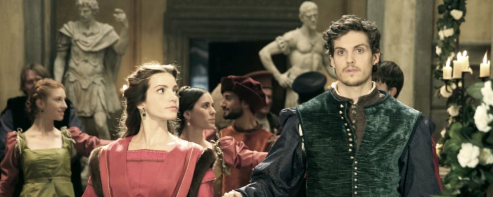 I Medici 2, Aurora Ruffini e Matteo Martari rivelano la difficoltà più grande nel girare la serie