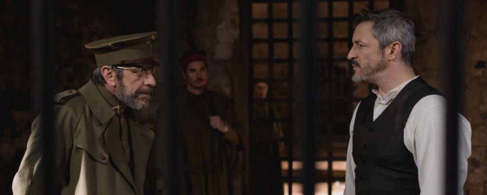 Il segreto, Emilia e Alfonso torturati in prigione dal Generale: anticipazioni puntata 30 ottobre