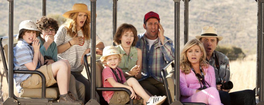 Insieme per forza: trama, cast e curiosità del film con Adam Sandler e Drew Barrymore