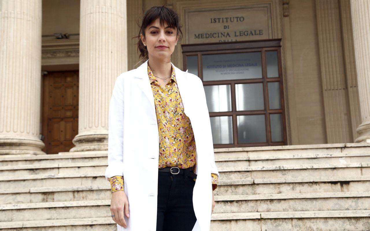 Alessandra Aita l'allieva 2: le immagini della seconda stagione della