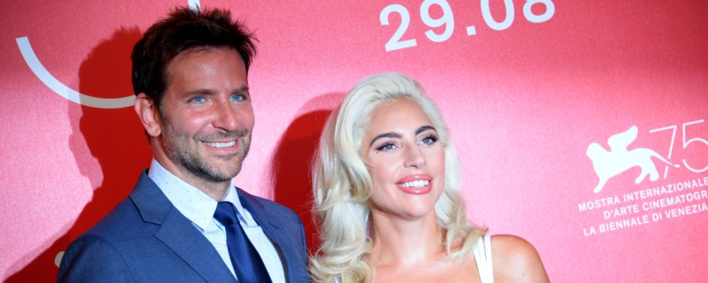 A Star is Born, Bradley Cooper su Lady Gaga: 'Siamo anime gemelle'