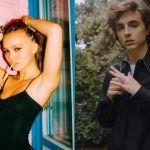 Lily-Rose Depp, figlia di Johnny, e Timothée Chalamet stanno insieme: baci sotto la pioggia