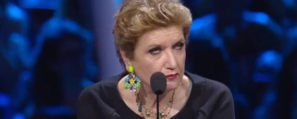 X Factor 2018, Mara Maionchi e la cover di De Andrè: 'Perché questo canto da buttarsi sotto un treno?'