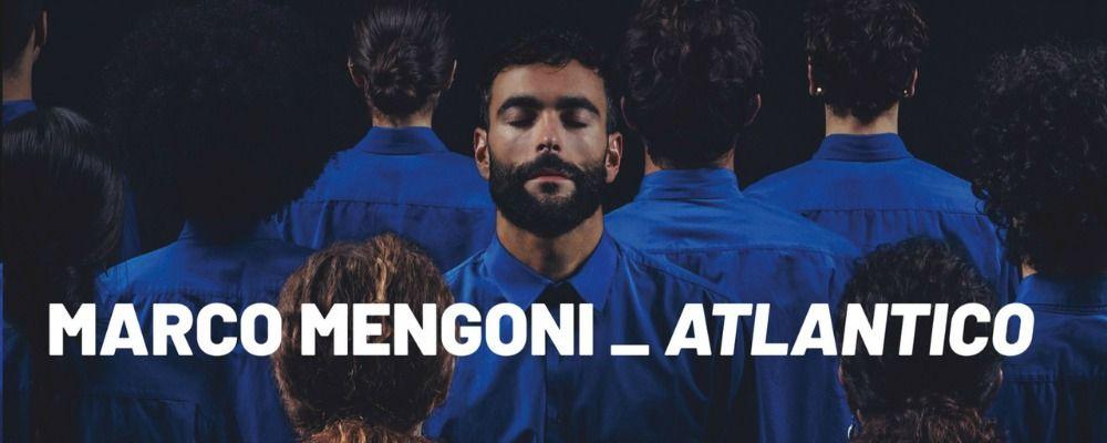 Marco Mengoni annuncia l'album Atlantico e un festival per presentarlo