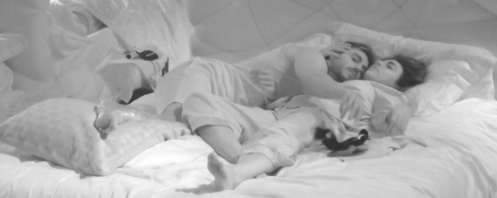 Grande Fratello VIP 2018, Francesco Monte e Giulia Salemi finiscono a letto insieme