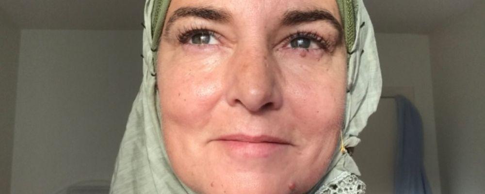 Sinead O'Connor annuncia su Twitter la sua conversione all'Islam: si chiamerà Shuhada