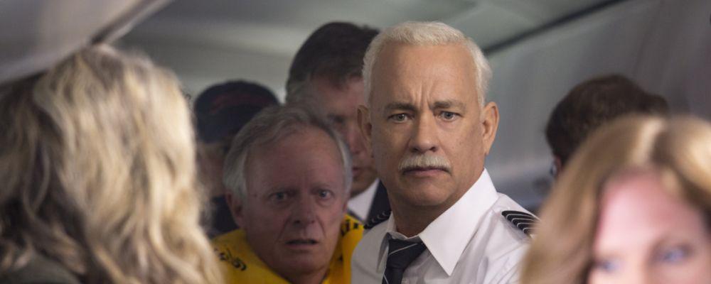 Sully: trama, cast e trailer del film con Tom Hanks