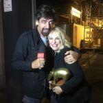 Tapiro d'oro per Antonella Clerici dopo lo scontro con Elisa Isoardi: 'Non voglio dar fastidio'