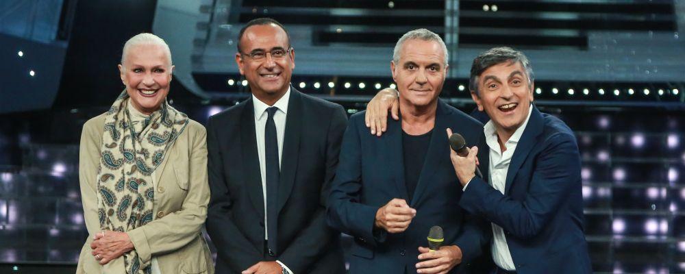 Tale e quale show, venerdì 26 ottobre la prima finale: ospiti Nino Frassica e Lucia Ocone