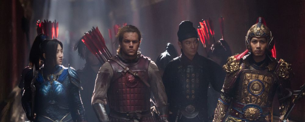 The Great Wall: trama, cast e curiosità del film con Matt Damon