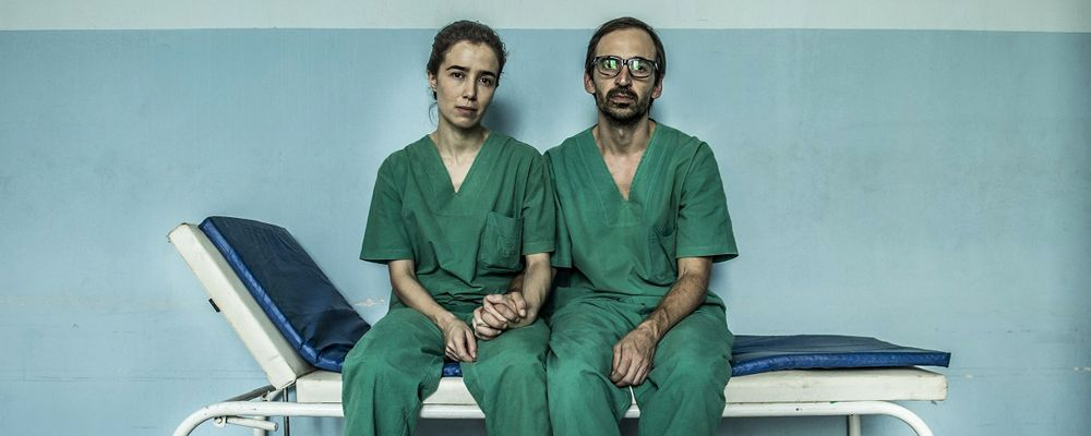 Under pressure, la serie tv sulla guerra quotidiana in un pronto soccorso brasiliano
