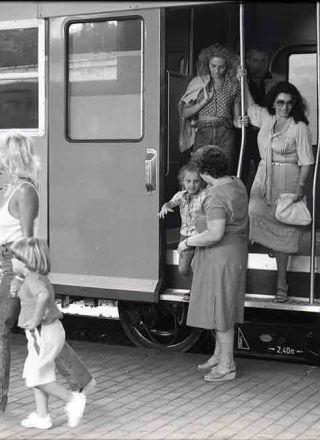 L'Italia del treno: dai Borboni al boom economico: le foto dell'Archivio Ferrovie