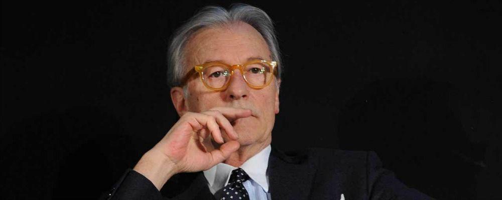 Vittorio Feltri querela Mediaset per l'imitazione a Striscia la notizia: 'Denigrazione gratuita'