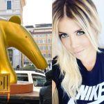 Striscia la notizia, Tapiro d'oro per Wanda Nara: avrebbe diffuso su internet il numero del suo ex
