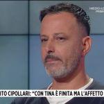 Storie italiane, Chicco Nalli: 'Geloso di Tina Cipollari? Non posso dire di no'