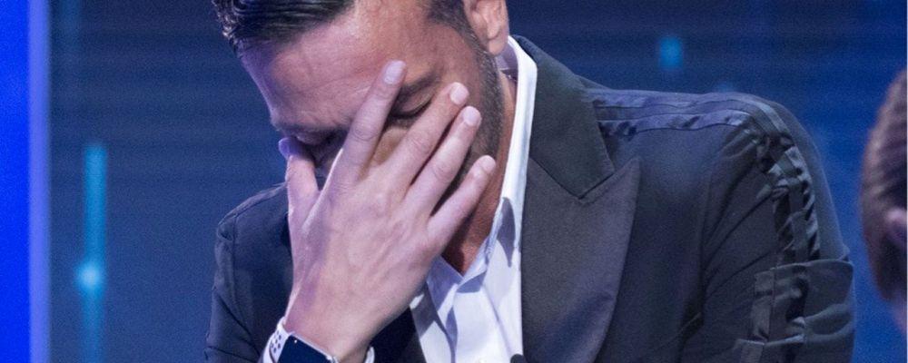 Costantino Vitagliano a Verissimo: 'È morta la donna più importante della mia vita''