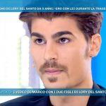 """Domenica Live, parla Marco Cucolo: """"Sognavo di vivere con Lory Del Santo, Loren e Devin"""""""