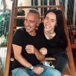 Eros Ramazzotti compie 55 anni, le dolci dediche di Aurora e di Marica Pellegrinelli