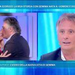 Domenica Live, Giorgio Manetti confessa: 'Non potevo amare Gemma'