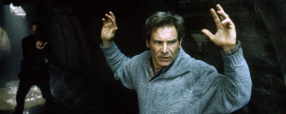 Il fuggitivo, trama cast e curiosità del film con Harrison Ford