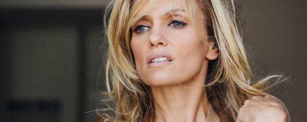 Justine Mattera sulla crisi col marito per le foto di nudo: 'Abbiamo fatto un accordo'