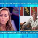 Domenica Live, Lorenzo Crespi e i presunti messaggi degli autori contro Karina Cascella