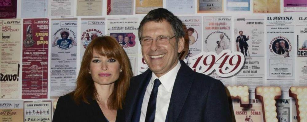 Storie italiane, la lettera inedita di Fabrizio Frizzi e la dedica al 'giovane amore' Carlotta Mantovan