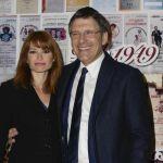 Carlotta Mantovan, la moglie di Fabrizio Frizzi: 'Progetti per il futuro? Non ne faccio'